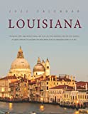 """Louisiana 2022 Calendar: From January 2022 to December 2022 - Large Calendar 8.5x11"""" - Gorgeous Non-Glossy Paper"""