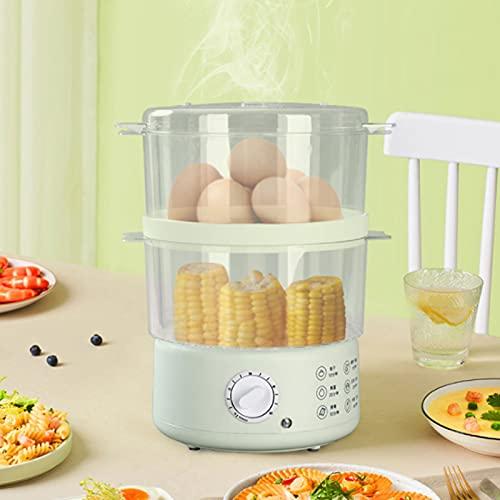 BKX Multi Funciones para el hogar Cocina Olla Olla eléctrica Escritorio Mini Hot Bote eléctrico sartén alimento