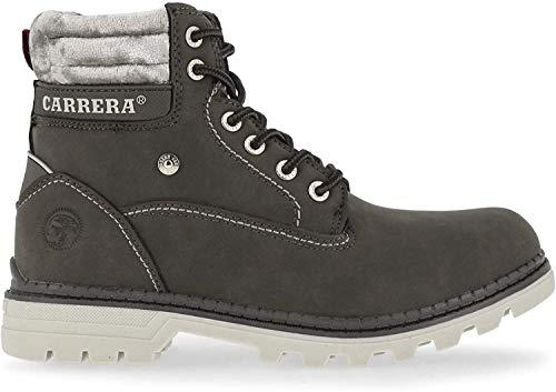 Carrera Jeans Damen TENNESSE_CAW721001 Grau Hohe Stiefeletten 39 EU