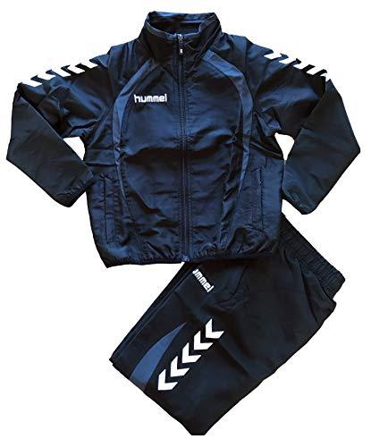 Hummel Trainingsanzug Schwarz Jungen (116)
