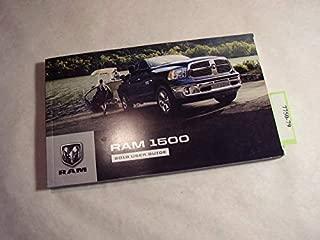 2019 Dodge Ram 1500 Owners Manual/Guide
