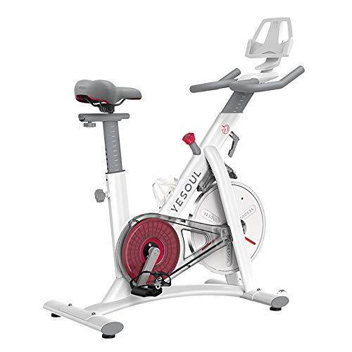 Bicicleta Indoor Spinning, Fitness, Entrenamiento, Smart conexión a Smartphone y Tablet