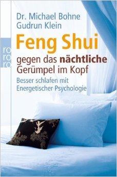 Feng Shui gegen das nächtliche Gerümpel im Kopf: Besser schlafen mit Energetischer Psychologie ( 2. Januar 2012 )