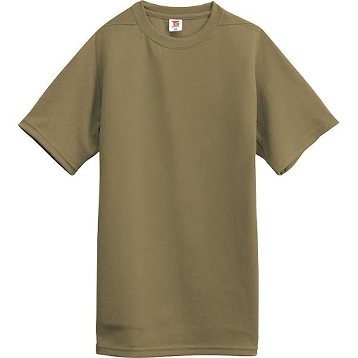 風邪をひくどちらも愛情深いティーエスデザイン Tシャツ(ポケットなし) ブラウン 5L 2045 61