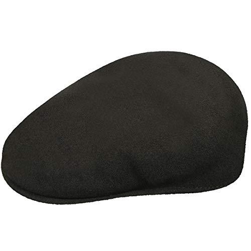 Kangol - Bonnet Wool 504 - Mixte - Vert (Loden) - Large