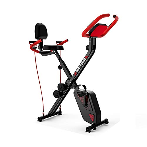 Pot Bicicleta de la Aptitud Trainer, Plegable Silencioso Mag