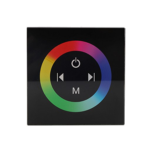 Amazon.com - DC12-24V RGB Touch Panel LED Controller for LED Strip
