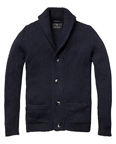 Scotch & Soda S&S U Cardigan Knitted #1300-M