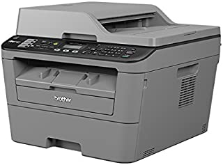 Brother MFC-L2700DW Monochrome Laser All-in-One with 2-sided printing, Wireless and Network connectivity, Mobile Printing