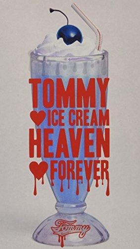 [画像:TOMMY ICE CREAM HEAVEN FOREVER(初回限定盤)]