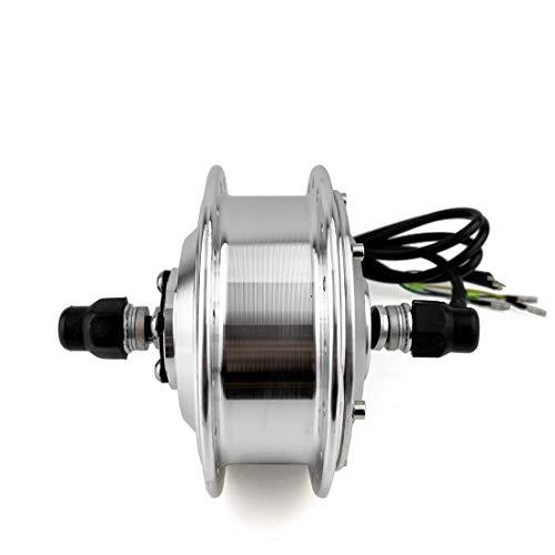L-faster 24V 36V 48V 250W Motore Brushless Bicicletta elettrica YOUE Motore del mozzo per Il Motore della Ruota Anteriore della Bici elettrica può con Il rotore del Disco del Freno (24V)