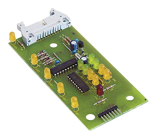 Meiko displayplaat voor vaatwasser DV160, DV240B, DV120B, FV60E, DV40T DV40, DV80, DV120B