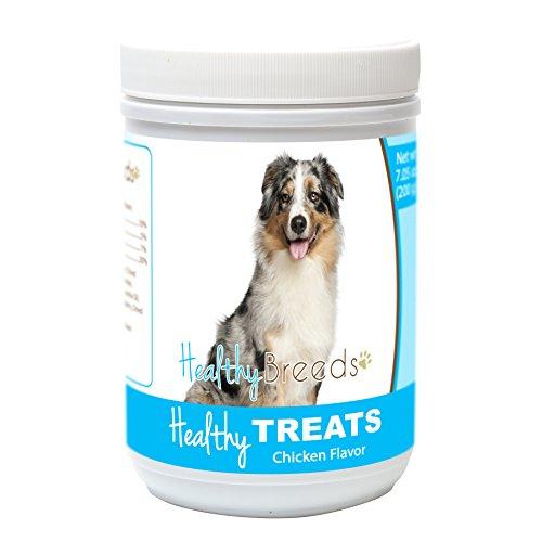 Healthy Soft Chewy Dog Treats for Australian Shepherd - Over 80 Breeds - Tasty...