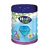 Hero Baby Nutrasense N.2 Leche Infantil De Continuación En Polvo - 800 gr.
