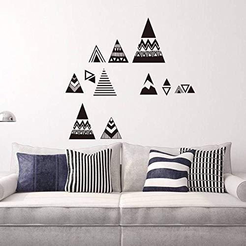 wlbag Adesivi Murali Geometrici della Piramide Dell'Egitto...