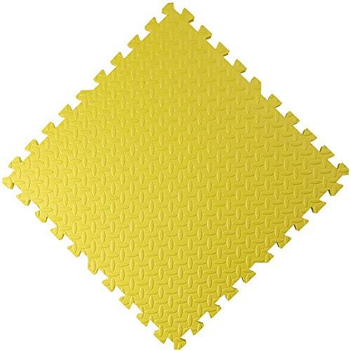Guorrui Baby puzzel mat PE milieuvriendelijk geurloos spleten spleet kind warm houden vast genaaid, meerdere kleuren