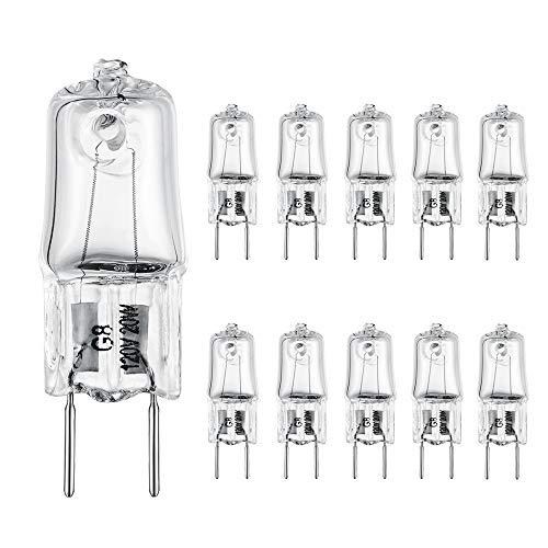 oven light bulb halogen g9 20watt - 9