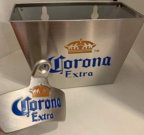 Corona Bottle Opener and Catcher