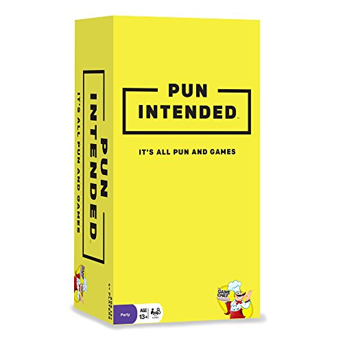Pun Intended - It's All Pun and Games
