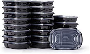 22-Pack Rubbermaid TakeAlongs 3.7 Cup Food Storage Containers