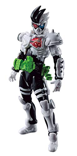 Bandai Kamen Rider Ex-Aid RKF Legend Rider Series Kamen Rider Genm Zombie Gamer Level X Action Figure