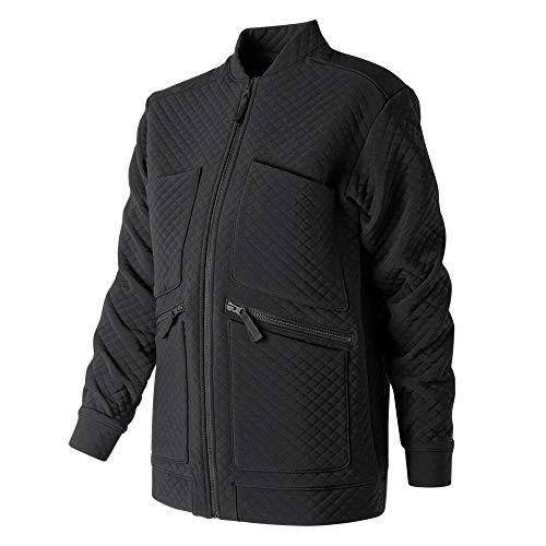 New Balance NB Heatloft Jacket Black SM