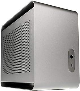 Caja Streacom DA2Mini-itx-boitier–Plata st-da2s