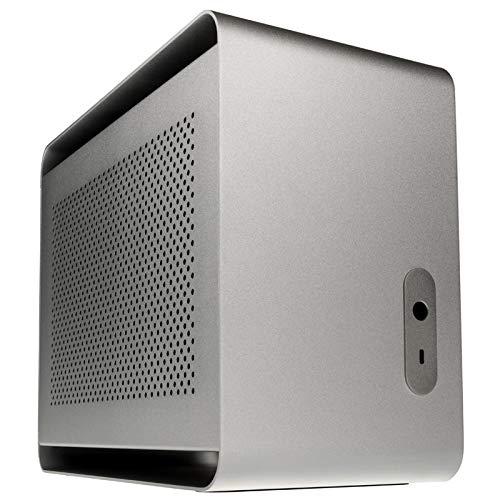 Streacom DA2 Mini-ITX-Gehäuse – Silber ST-DA2S