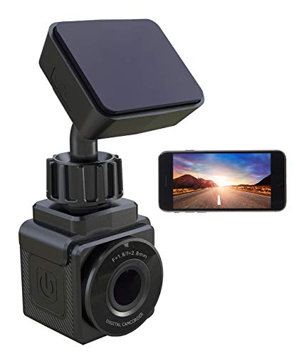 NavGear WiFi Mini Dashcam mit Full HD