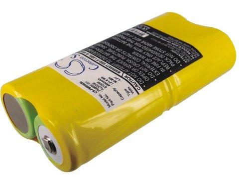 Cameron Sino - Batería para osciloscopios Fluke (4,8 V, 4500 mAh)
