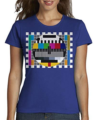 latostadora - Camiseta Carta de Ajuste para Mujer