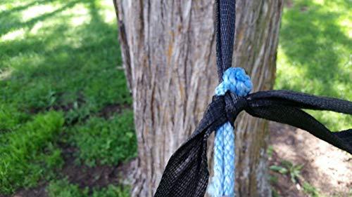 Hammock Tree Straps w/EVO Loops, UHMWPE Webbing Becket Hitch kit