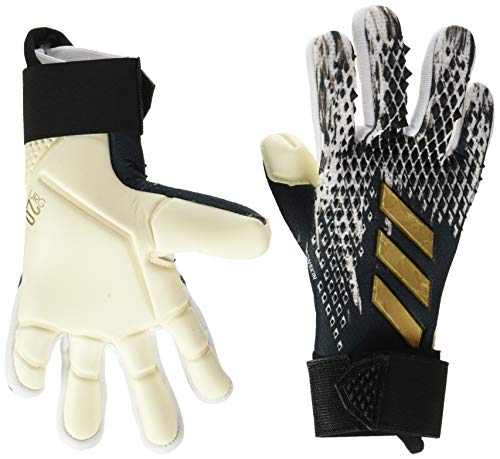 Adidas Predator Pro Torwarthandschuhe Black/White/Goldmt 4