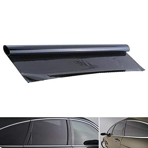 ulofpc Verdickung Isolierung Autoglasfolie Schwarz Sonnenschutz Fensterglasfolie Autoglas Explosionsgeschützte Folie Autoteile