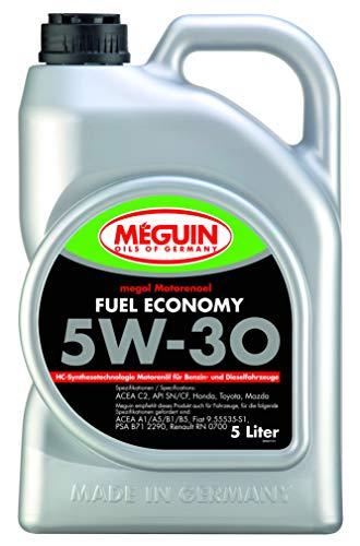 Meguin 9441 Megol Motoröl Fuel Economy SAE 5W-30, 5 L