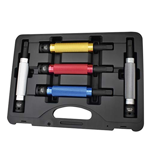 Astro Pneumatic Tool 78850 Spinning Handle Torque Limiting Extension Set