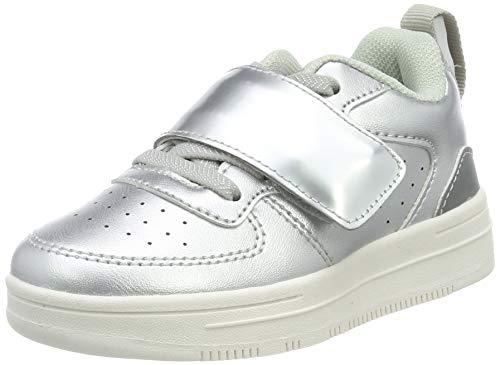 PRIMIGI Baby Mädchen PIL 44634 Sneaker, Silber (Argento 4463422), 28 EU