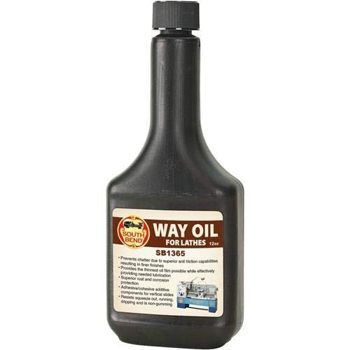 South Bend Lathe SB1365 Way Oil for Lathes