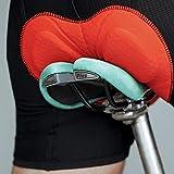 MACCIAVELLI Herren Radunterhose – Kurze Radlerhose mit 4D Sitzpolster – gepolsterte Radhose für angenehmere Touren mit dem Fahrrad, Mountainbike (MTB) oder Rennrad – Fahrradhose für Damen & Herren