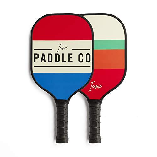 Iconic Paddles Pickleball Paddle