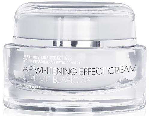 ap whitening effect cream 1 x 30ml - aufhellende Spezialpflege | bei Pigmentstörungen, Altersflecken | vegan | bewirkt Aufhellung der Haut | mit Süßholzwurzelextrakt,...