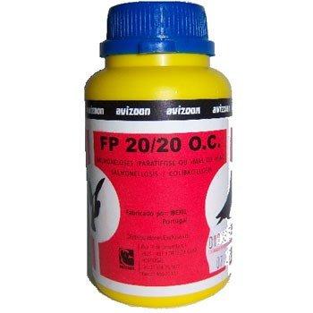 FP 20/20 Traitement pour oiseaux et pigeons 50 g