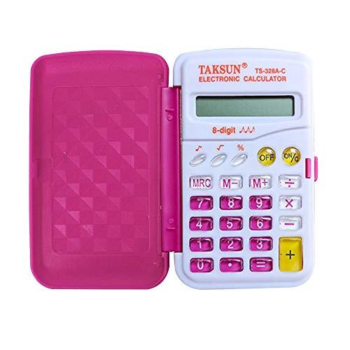 Monique Taschenrechner mit 8 Ziffern,...
