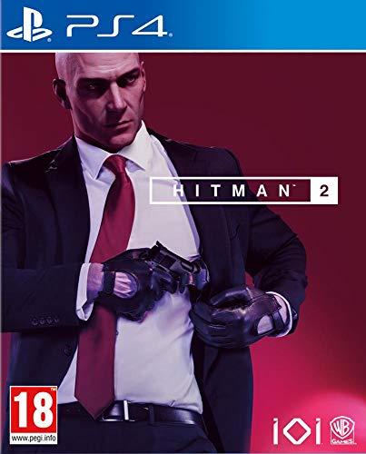 Hitman 2 Spiel PS4