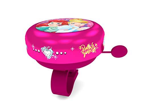 Disney Mädchen Princess Fahrradklingel, Mehrfarbig, S