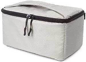 G-raphy Camera Insert Bag Camera Case with Sleeve (Grey)