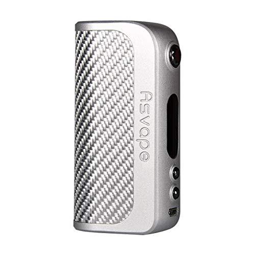 Asvape Strider 75W Box Mod mit dem neuesten amerikanischen VO75 Chip - No Nikotine (Silber kohlenstoff)