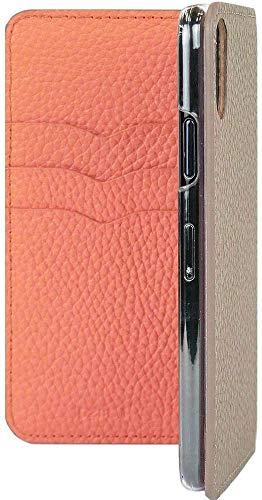 iphone11 ケース 手帳型 スマホケース アイフォン11 ケース かわいい おしゃれ きれいめ 高級感 手帳 ブランド アイホン11 スマホカバー 全面保護 カード収納 携帯電話ケース 手帳型ケース カバー おしゃれ シンプル 携帯カバー コーラル