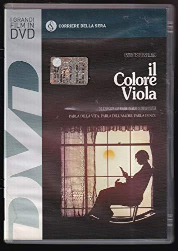 EBOND Il Colore Viola DVD Editoriale Corriere Della Sera