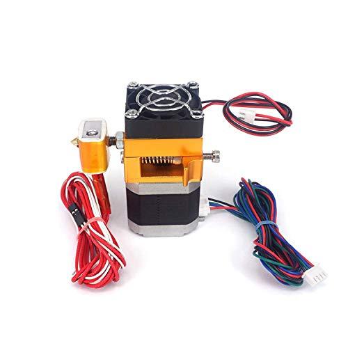 Filamento extrusor Hotend MK8 para impresora 3D MakerBot Prusa i3 Reprap de 1,75 mm para impresora 3D